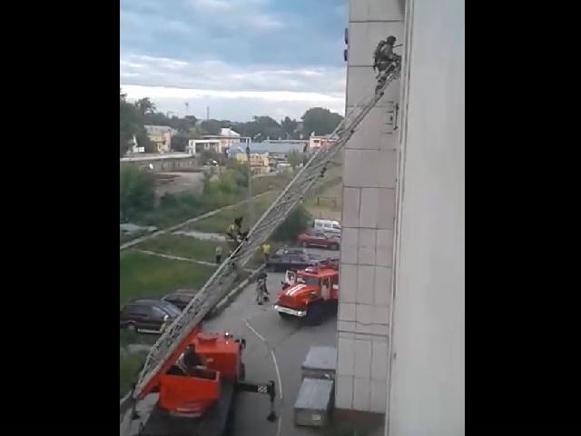 В Миассе мужчина сгорел в собственной квартире
