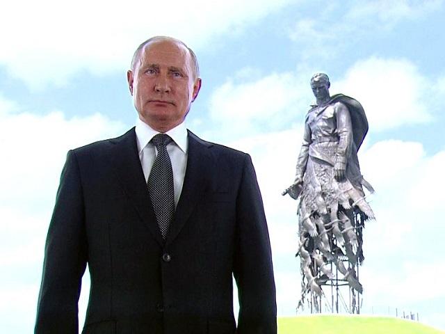 Владимир Путин выступил с новым обращением к россиянам