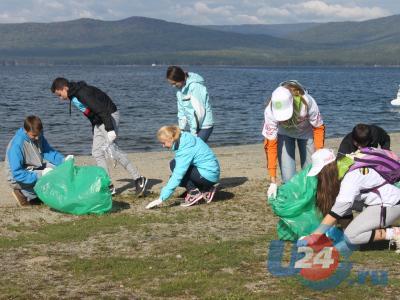 Движение «Сделаем!» ударит велопробегом по свалкам на берегах Тургояка