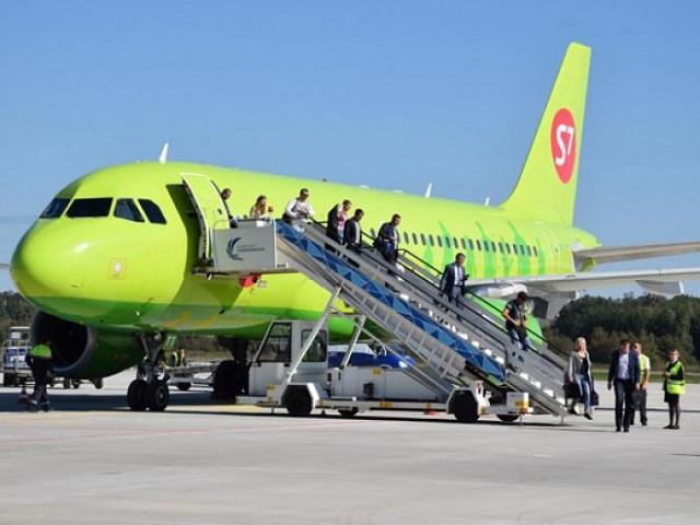 Авиакомпания S7 Airlines ликвидирует своё подразделение в Челябинске