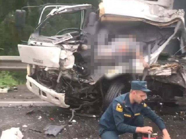 Кошмарное ДТП на Южном Урале: один человек погиб и четверо получили травмы