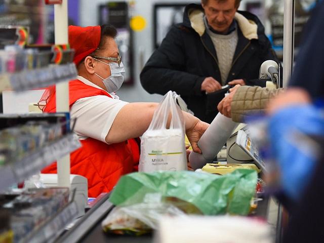 Российские магазины начали готовить ко второй волне коронавируса