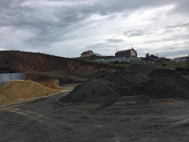 Полиция Миасса накрыла нелегальный карьер по добыче скальной породы