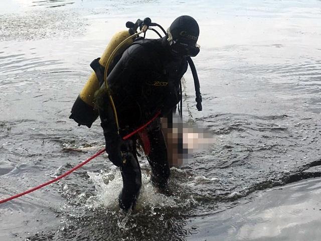 В Челябинской области из реки извлекли труп мужчины
