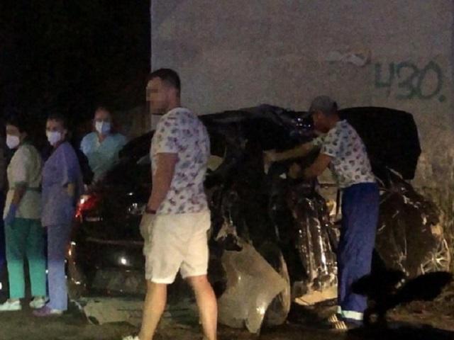 В Челябинской области четыре человека погибли в ДТП, устроенном сотрудником полиции