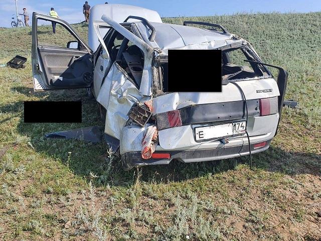 Возвращался домой с работы: водитель из Челябинской области погиб в ДТП в соседнем регионе