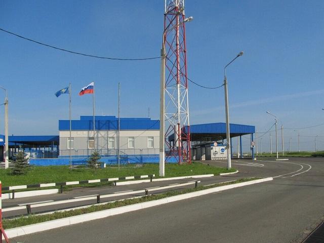 В Челябинской области ограничат движение на границе с Казахстаном