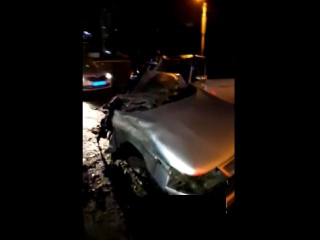 Кузов разорвало пополам: на Южном Урале пассажирка погибла после поездки с бесправным водителем
