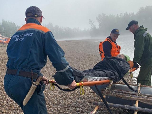 Челябинскому пенсионеру прострелили ногу во время сплава в Якутии