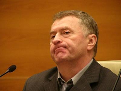 Владимир Жириновский извинился перед оскорбленной журналисткой