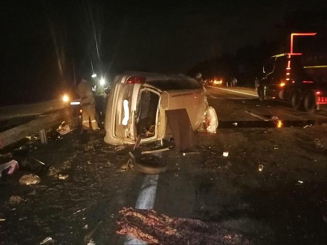 На Южном Урале произошло смертельное ДТП. ВИДЕО