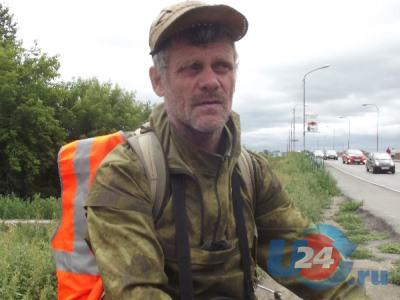 Миасец Алексей Орлов затеял велопробег до Севастополя