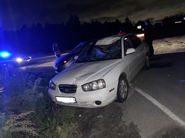 Молодой человек погиб под колёсами автомобиля в Челябинске