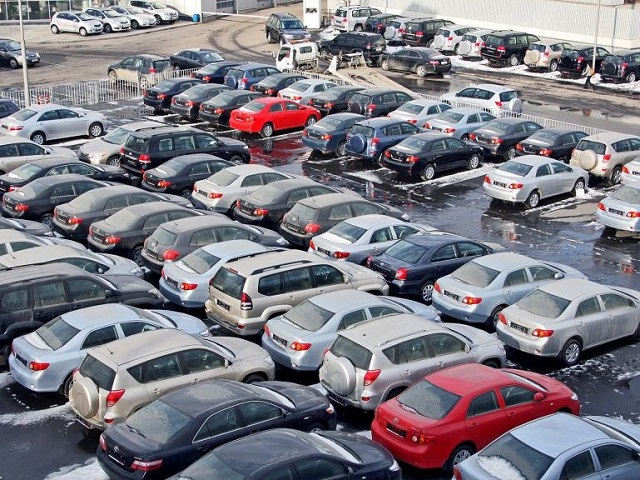 Эксперты подсчитали средний возраст легкового автомобиля в России