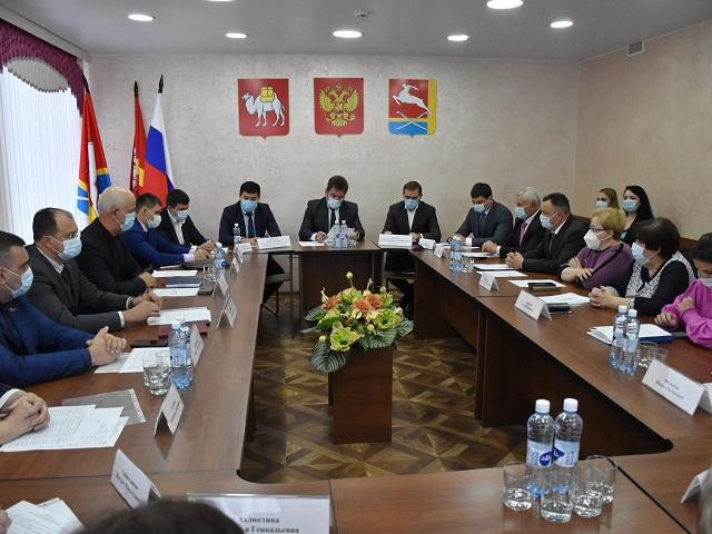 В Южноуральске выбрали председателя Собрания депутатов городского округа 6 созыва
