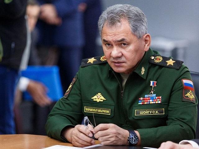 Министр обороны России заявил о полном разгроме ИГИЛ* в Сирии