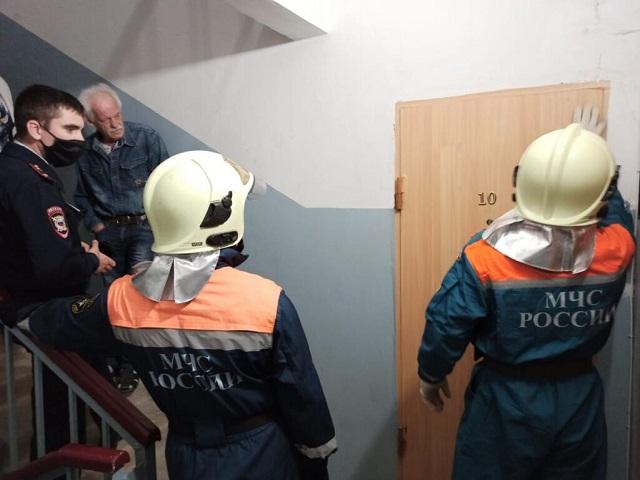 В Миассе обнаружен труп мужчины в запертой квартире