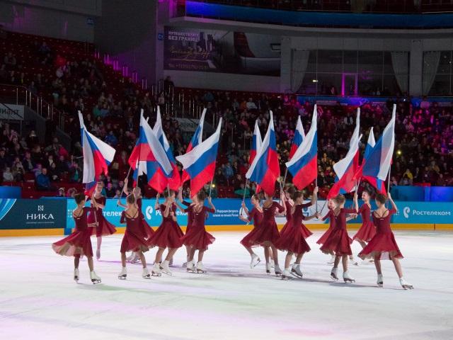 Стало известно, когда в Челябинске пройдёт чемпионат России по фигурному катанию