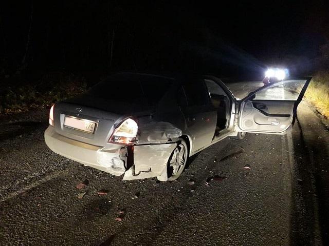 На Южном Урале пьяный водитель насмерть сбил пассажира, вышедшего из другого автомобиля