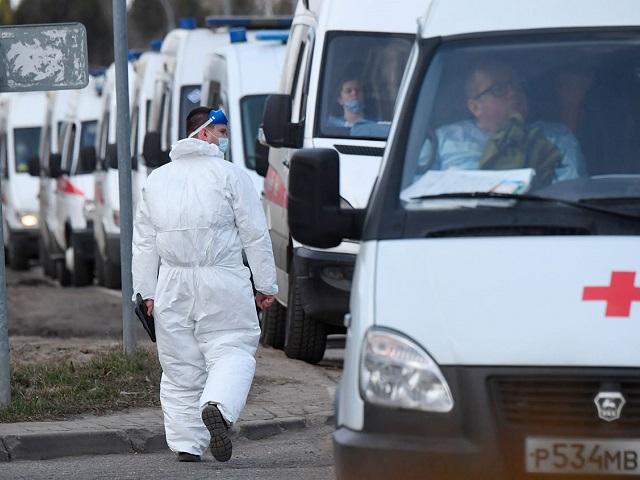 В России впервые выявили более 14 тысяч случаев заражения COVID-19 за сутки