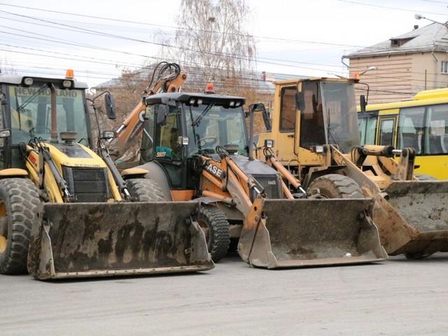 На Южном Урале трассы от снега будут чистить 250 спецмашин
