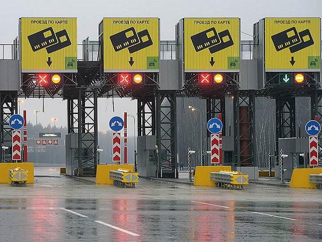 Госдума вводит штрафы до 5,5 тысяч за проезд по платной дороге