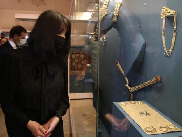 В Челябинске открылась выставка музеев Кремля