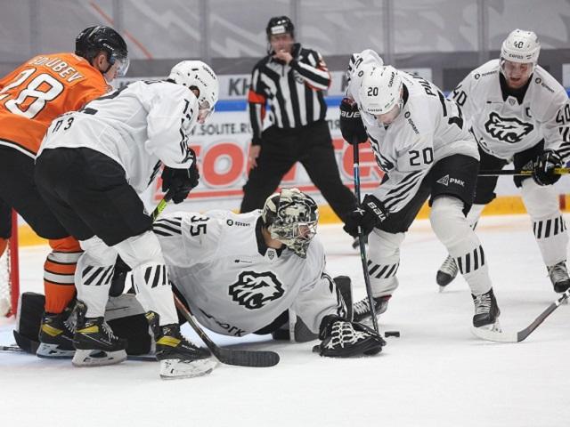 Челябинский «Трактор» обыграл «Амур» во втором матче