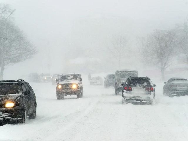 На Южный Урал надвигаются снегопады и метели: МЧС продлило экстренное предупреждение