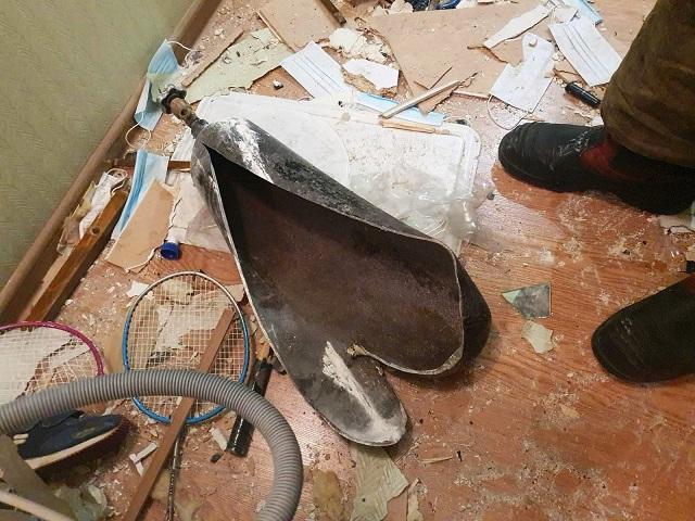 На Южном Урале в квартире жилого дома разгерметизировался газовый баллон