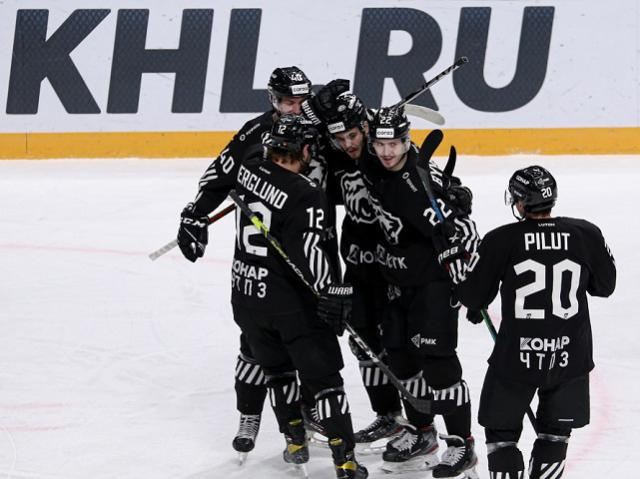 «Трактор» одержал победу над нижегородским «Торпедо»