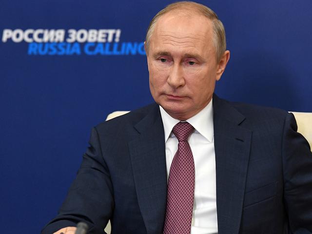 Владимир Путин: общенационального локдауна не будет