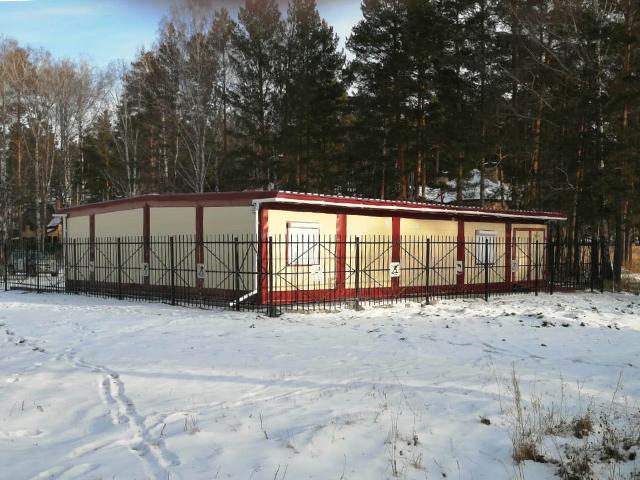 Миасцам к лыжному сезону подарили базу