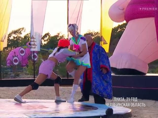Челябинка приняла участие в шоу «Золото Геленджика»