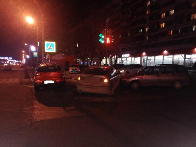 В Челябинской области в тройном ДТП пострадал ребенок
