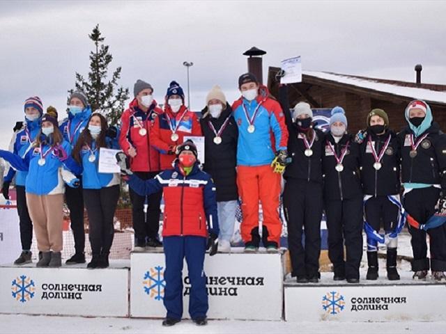 В Челябинской области завершился Чемпионат России по горнолыжному спорту