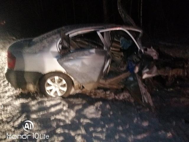 В Челябинской области пассажирка погибла по вине пьяного водителя