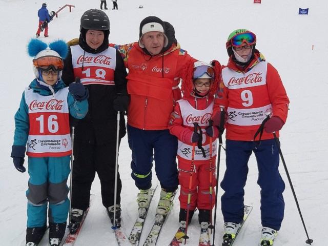 Воспитанники программы «Лыжи мечты» из Миасса заняли первое место на соревнованиях в Уфе
