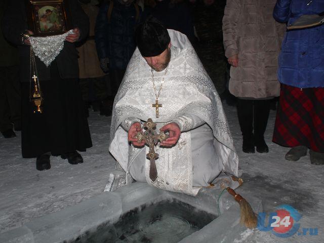 В Миассе началась подготовка к празднованию Крещения