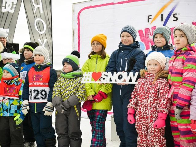 На южноуральском горнолыжном курорте состоится всемирный День снега