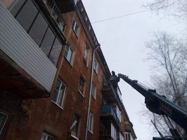 В мэрии Магнитогорска рассказали о ремонте «дома-Титаника» пострадавшего после пожара