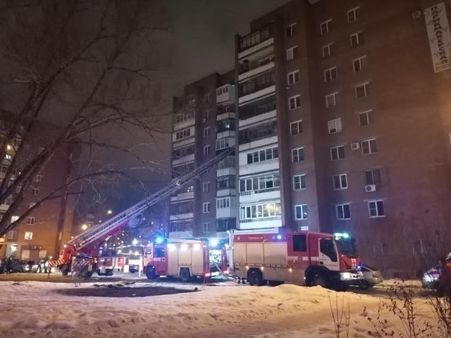 В Челябинской области на пожаре пострадали пенсионерка и ребёнок