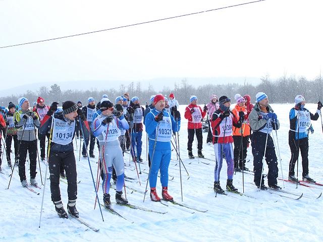 Миасцев и гостей города приглашают на XXXIX Всероссийскую гонку «Лыжня России»