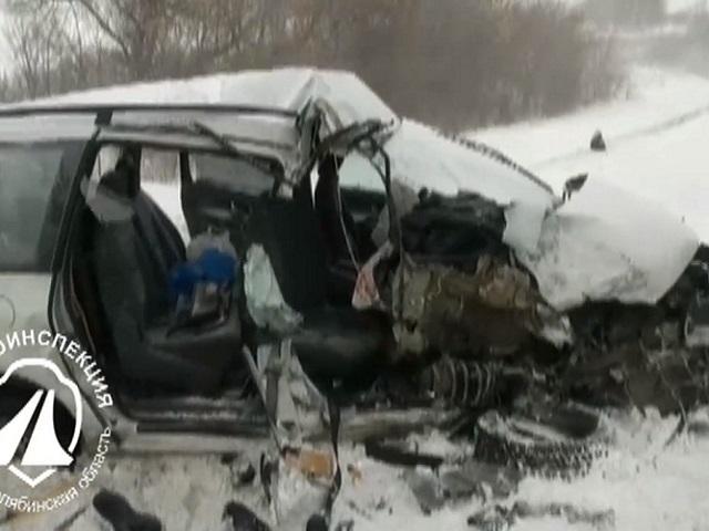 Двое погибли и трое пострадали в ДТП на Южном Урале