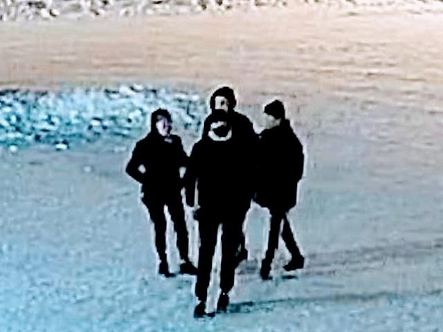 В Челябинской области неизвестные разгромили ледовый городок