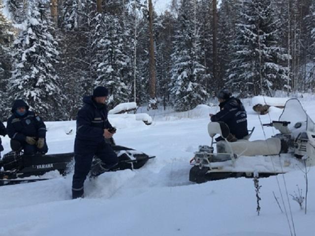 Туристка из Екатеринбурга получила травму во время похода в горах Таганая