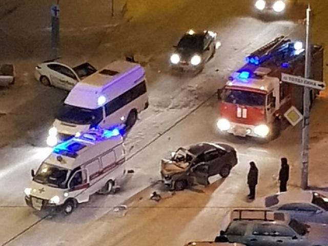 В Челябинской области пьяный полицейский устроил смертельное ДТП и сбежал