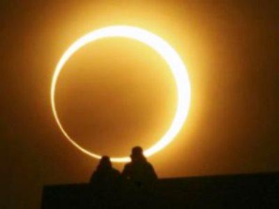 Южноуральцы не смогли увидеть сегодня солнечное затмение