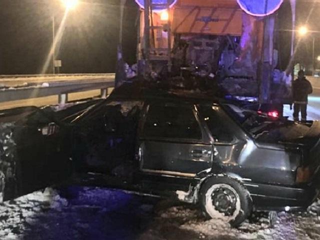 На Южном Урале в ДТП погиб водитель спецтехники