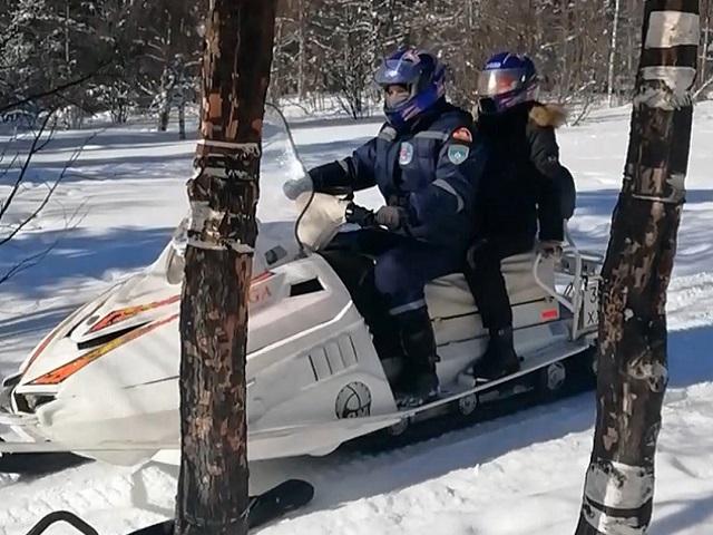 В Челябинской области в лесу нашли мужчину в шоковом состоянии